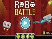 Игра Robo Battle