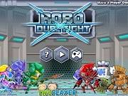 Игра Robo Duel Fight