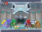 Игра Robot Duel Fight