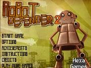 Robot Defender 2
