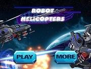 Играть Robot Helicopters