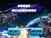 Игра Robot Helicopters