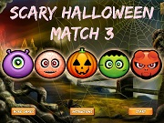 Игра Scary Halloween Match 3