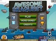 Игра Awesome Seaquest