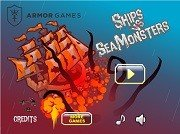 Игра Ships vs Monsters