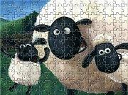 Игра Shaun the Sheep Jigsaw
