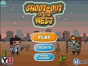 Играть Shoot-Out In The West