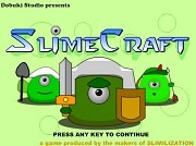 Игра SlimeCraft
