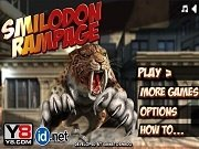 Игра Smilodon Rampage
