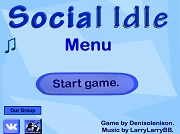 Игра Clicker Social Idle