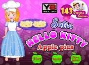 Играть Sofia Hello Kitty Apple Pies