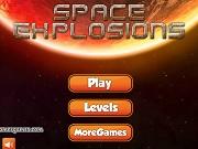 Игра Space Explosions