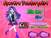Играть Spectra Vondergeist Skin Care Spa