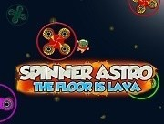 Spinner Astro the Floor is Lava
