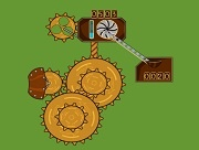 Игра Steampunk Idle Spinner