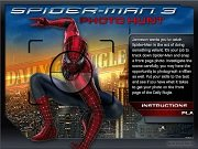 Игра Spider-Man 3 Photo Hunt