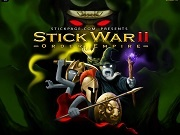 Играть Stick War II Order Empire