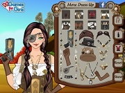 Играть Steampunk Make Up
