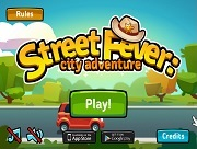 Игра Street Fever: City Adventure
