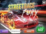 Игра StreetRace Fury