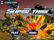 Игра Super Tank