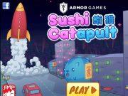 Играть Sushi Catapult