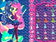 Equestria Girls: Rainbow Rocks - Sweetie Drops rockin style