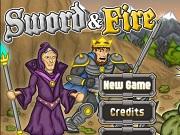 Игра Sword and Fire
