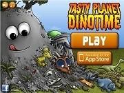 Прожорливая бактерия (Tasty Planet Dinotime)
