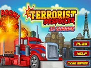 Terrorist Despoiler In Europe
