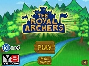 Игра The Royal Archers
