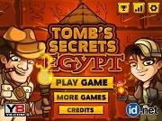 Игра Tombs Secrets: Egypt