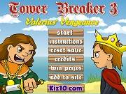 Игра Tower Breaker 3 Valerius