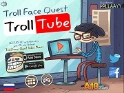 Играть Trollface Quest TrollTube