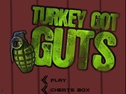 Игра Turkey Got Guts