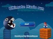 Игра Ultimate Mario Run