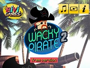 Игра Wacky Pirate 2