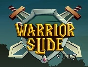 Играть Warrior Slide