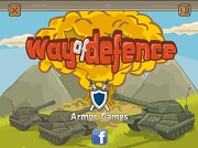 Игра Way Of Defense