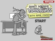 Whack Your Boss with Super Power