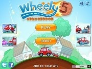 Играть Wheely 5: Armageddon