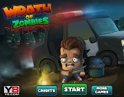 Игра Wrath Of Zombies