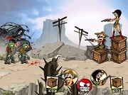Игра Zombies Can't Jump 2