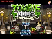 Игра Zombie Cops of London