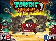 Игра Zombie Demolisher 3