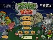 Zombie Horde (Орда зомби)