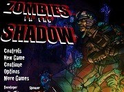 Игра Zombies in the Shadow