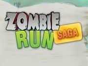 Игра Zombie Run Saga