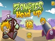 Играть Zombies Head Up
