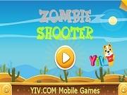 Игра Zombie Shooter (Стрельба по зомби)